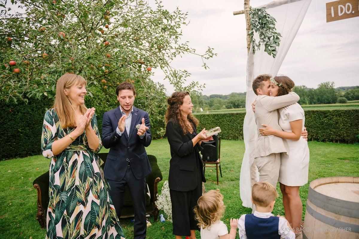 Francesca Matthias Garden Boho Wedding Brussels 086