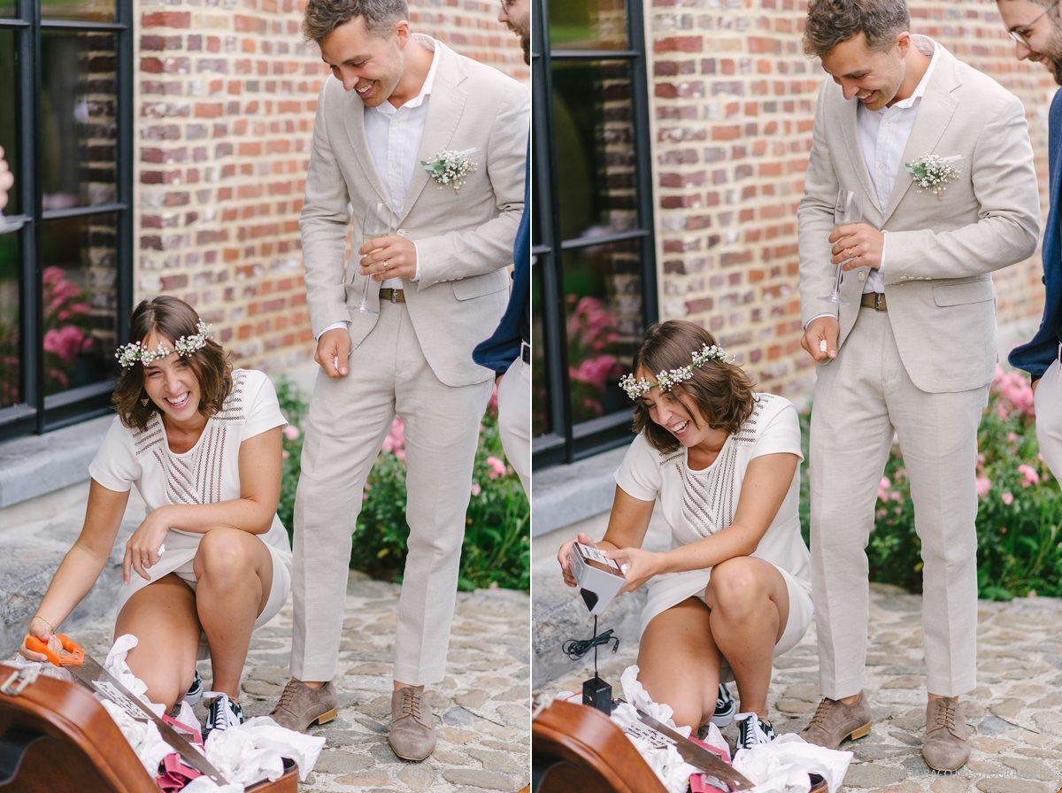 Francesca Matthias Garden Boho Wedding Brussels 101