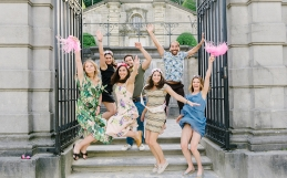 Bachelorette Party, Abbaye de la Cambre