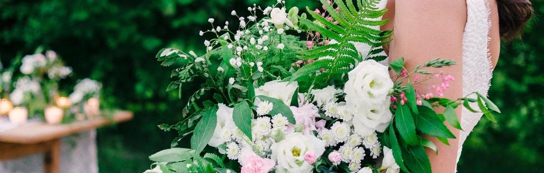 Botanical Wedding Styled Shoot