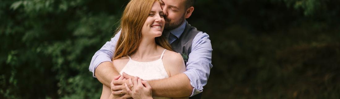 Carissa & Jon – Garden Wedding Party Brussels