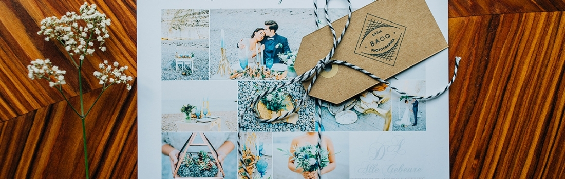 Photo pack gift for vendors