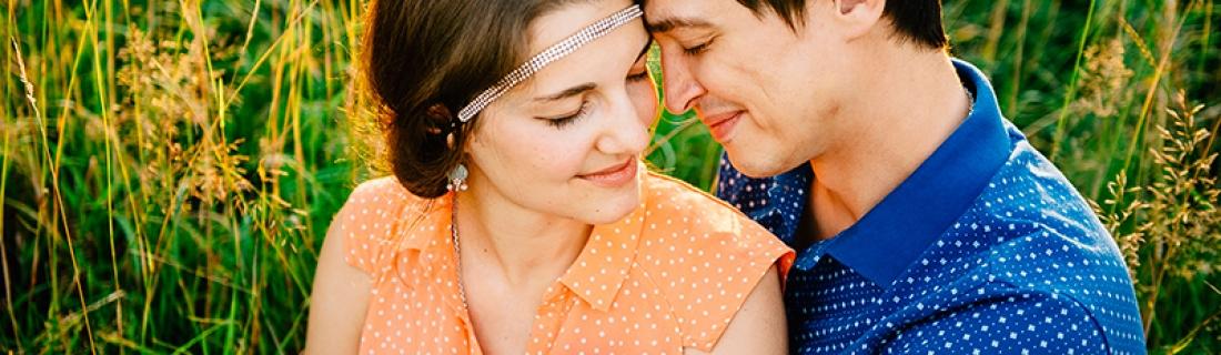 Mechels Broek Engagement Session: Anna & Kirill