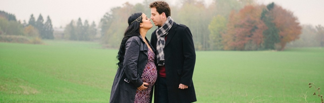 Maternity Shoot: Leigh & Bertrand